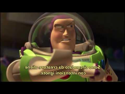 [FANDUB ITA] Toy Story 3 - Buzz speaks Spanish