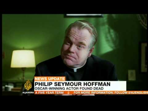 Actor Philip Seymour Hoffman dies