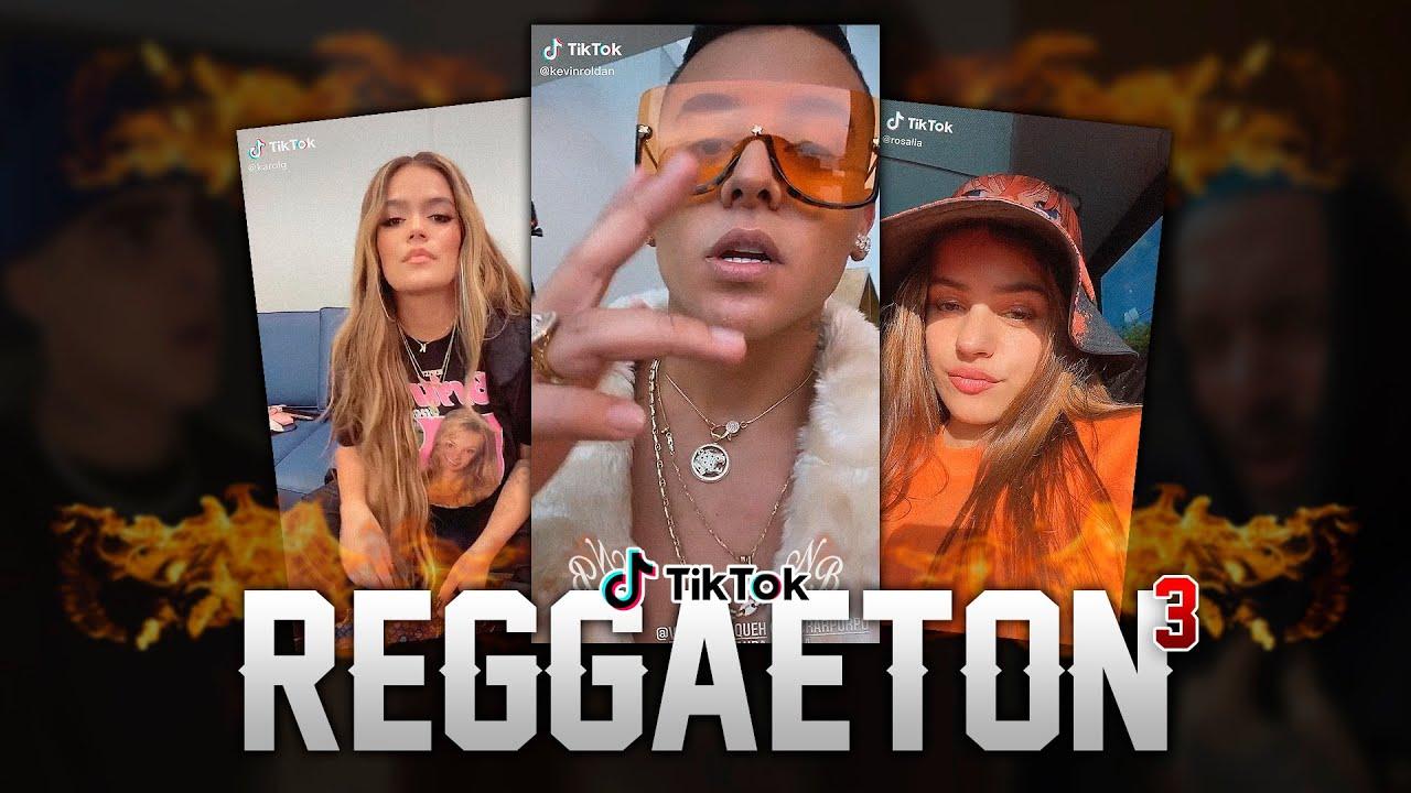 Reggaetoneros en TikTok #3