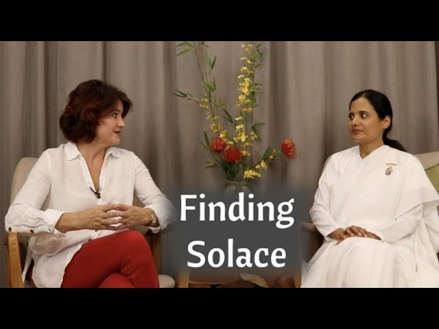 Finding Solace - Soul Fitness Episode 54