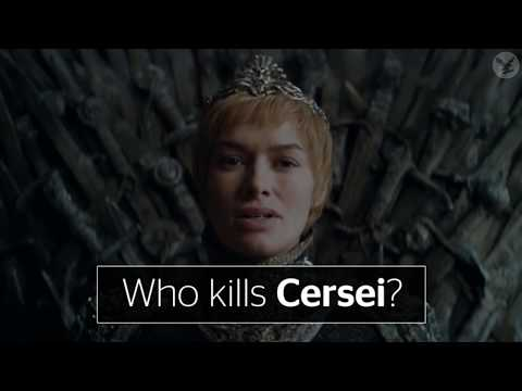 Jake Dill - Who Is Going to Kill Cersei?