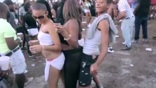 Muddy X Squeeze Head - Take That pt.2 - Grenada Soca 2014 ( Promo Video)