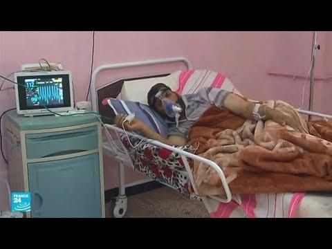 ...فيروس كورونا: صعوبات بالجزائر في الاستجابة للطلب على  - نشر قبل 13 ساعة