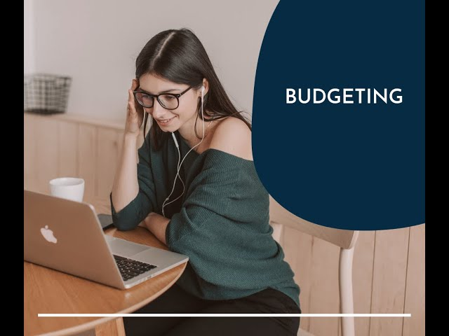How to Use the Copland Excel Budgeting System Template