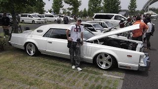 Lincoln Continental Mark V 【1UZ-FE】
