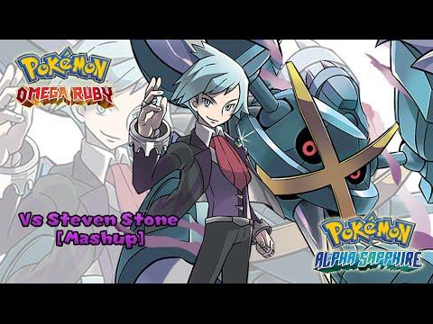 Pokemon Or As Amp Rse Remix Champion Steven Battle Music