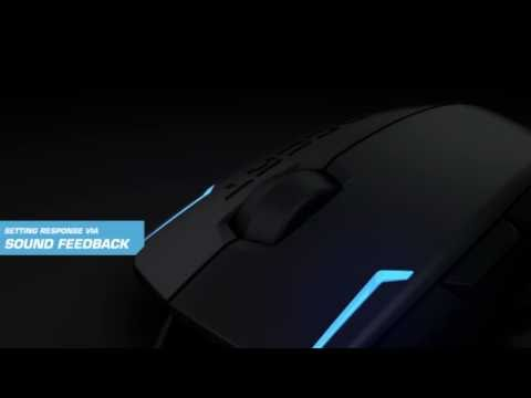 ROCCAT Kova[+] Max Performance Gaming Mouse Feature Trailer
