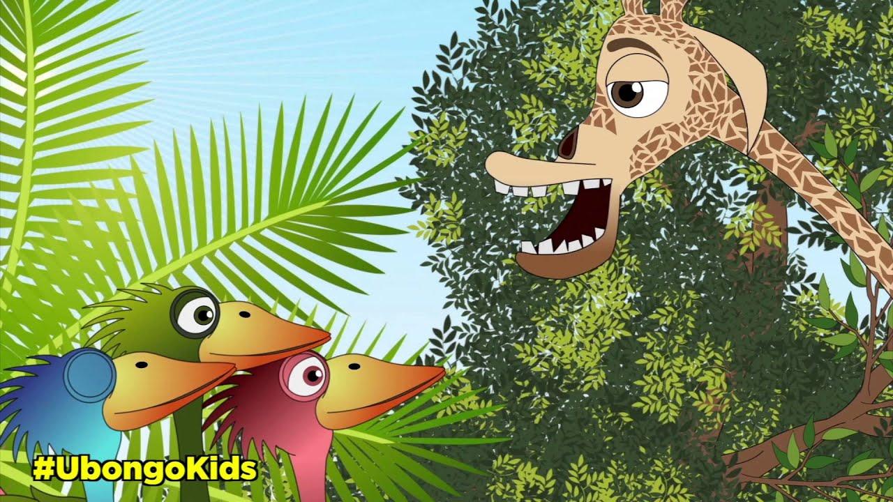 Ubongo Kids Trailer - NTV Kenya - Educational Animations from Africa!