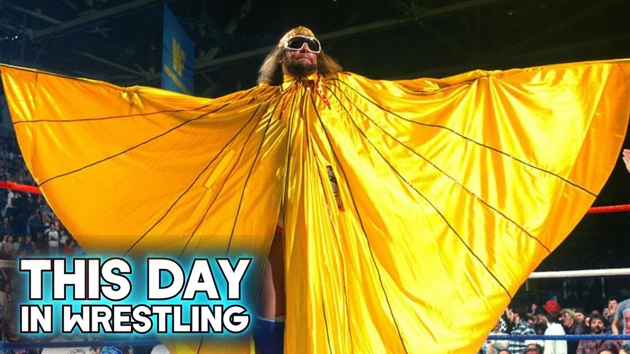 807e54b148d This Day In Wrestling: Macho Man Randy Savage Dies (May 20th) - YouTube