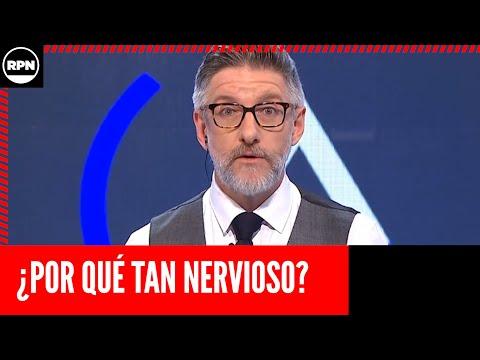 Luis Novaresio culpa a Cristina por los insultos que recibe