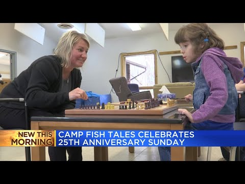 Camp Fish Tales Celebrates 25 Years Of Helping