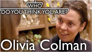 Oliva Colman Investigates UK Parliament Archives | Who Do You Think You Are