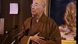 顯明老法師 1994 禪七開示 -佛言祖語 02