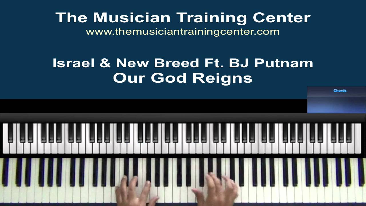 Our god reigns guitar chords