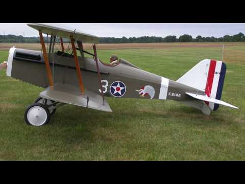 SE 5 RC Aircraft Vailly Aviation