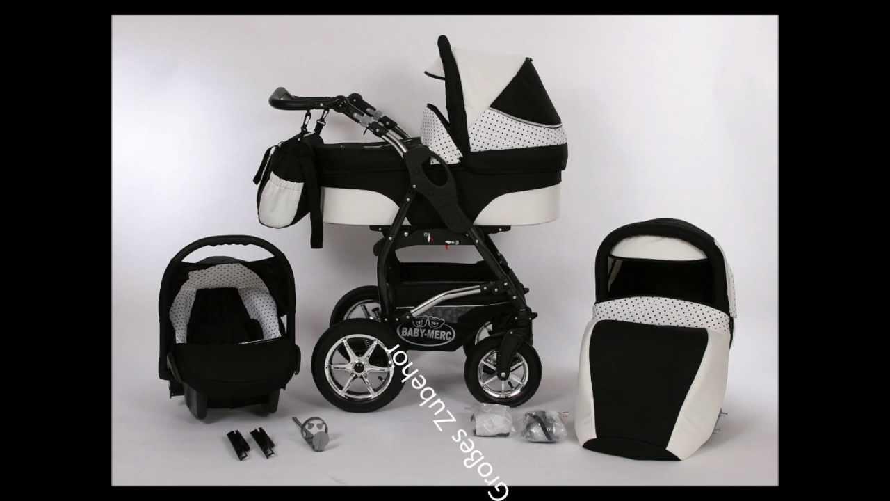 q8 kombi kinderwagen im lux4kids kinderwagen test youtube. Black Bedroom Furniture Sets. Home Design Ideas