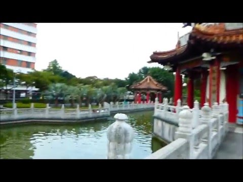 原台北新公園 Taipei 228 Peace Memorial Park