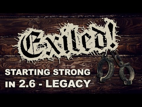 EXILED! - Starting Strong in 2.6 Legacy League - Starter Builds & Theorycrafting ft. Zizaran