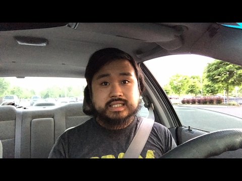 Slow UberEATS Day, Getting Gas (Live)