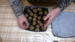 Конфеты из МЮСЛИ и  шоколада в Домашних условиях Рецепт