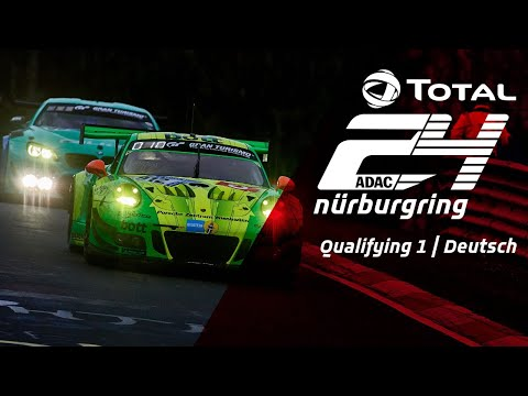 ADAC TOTAL 24h Rennen | 1. Qualifying