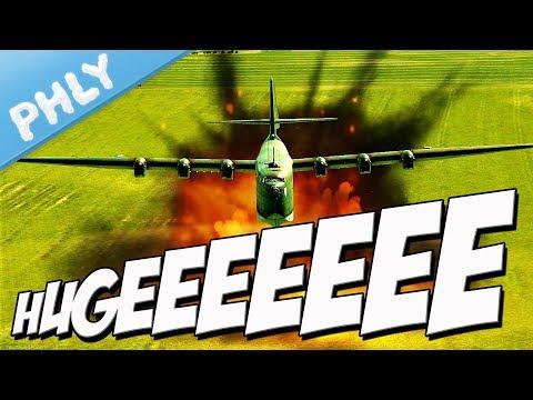 My Biggest Custom Battle FAILURE ft BV 238 (War Thunder Gameplay)