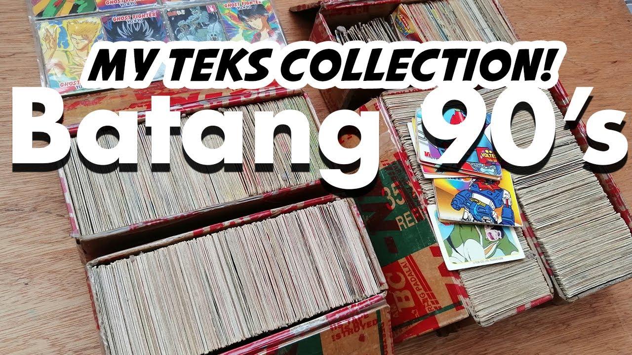Download Batang 90's:  NBA Cards and Teks arranging Day 1 - SIPIT TV