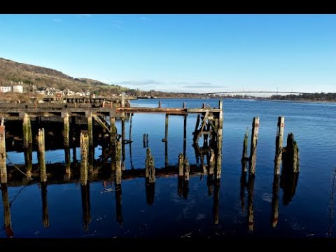 Bowling Harbour - Abandoned Ships