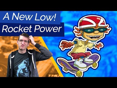 The Bottom of the Barrel! Rocket Power: Team Rocket Rescue  Review PS1