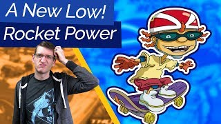 The Bottom of the Barrel! Rocket Power: Team Rocket Rescue  Review (PS1)