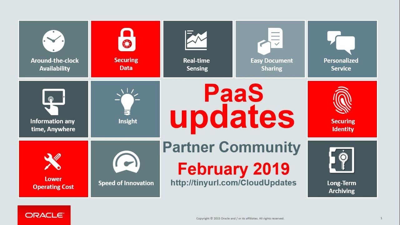 Middleware Partner Community     | Oracle Community