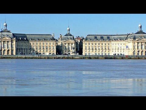 Guía / Ruta por BURDEOS - BORDEAUX. Turismo y viajes Aquitania, Francia / France city tour ville
