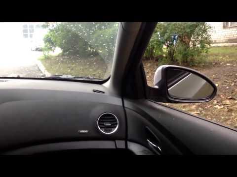 Контроллер зеркала при парковке Chevrolet Cruze