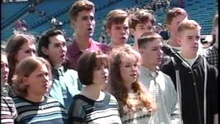 SEP Chamber Choir 1997 Chicago White Sox national anthem