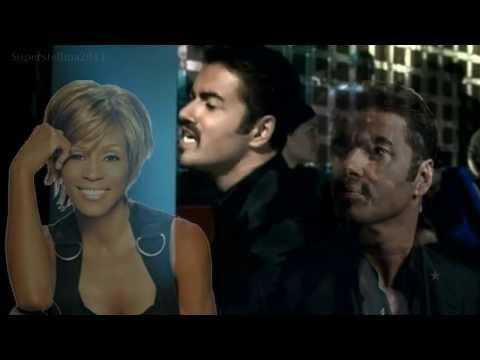 Whitney Houston & George Michael: If I Told You That - HQ sound