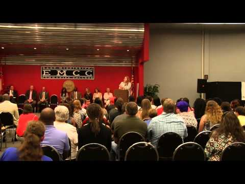 EMCC: 2015 Early College High School Convocation - GT