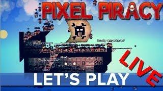 Pixel Piracy - Eurogamer Let