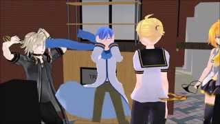 Len caught with another girl