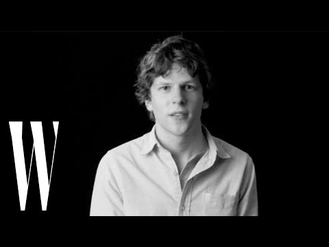 How Jesse Eisenberg Became Mark Zuckerberg for The Social Network | Screen Tests | W Magazine