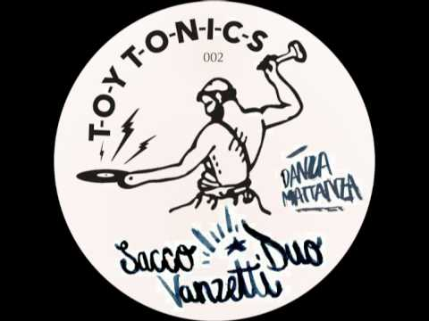 Sacco Vanzetti Duo - Make It Hot