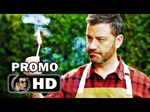 """THE 90TH ACADEMY AWARDS Official Promo Trailer """"Jimmy Returns"""" (HD) ABC Awards Ceremony"""