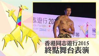 Repeat youtube video 神秘嘉賓!美國亞裔GV男星Peter Le! - 香港同志遊行2015