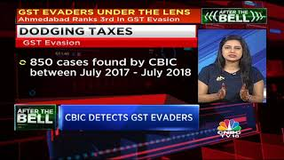 PMO Asks Fin Min To Step Up Enforcement Against GST Evaders | CNBC TV18