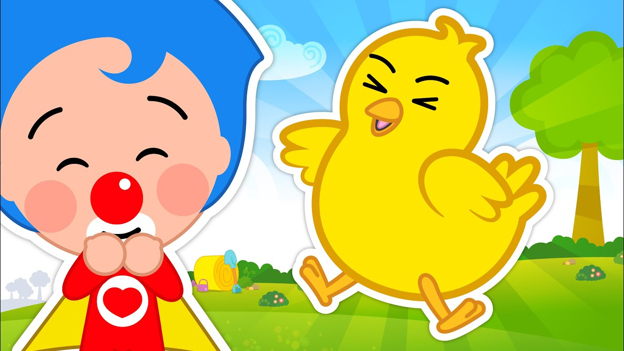 Pollito Amarillito - Canciones Infantiles - Plim Plim | El Reino Infantil