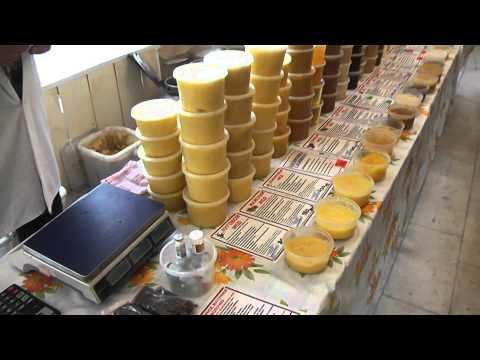 Ярмарка мёда,Ермаковы.