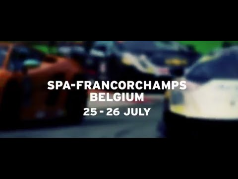 Super Trofeo Europe Spa Francorchamps 2014 - Video Teaser - Lamborghini  - BZpL81tDoTk -