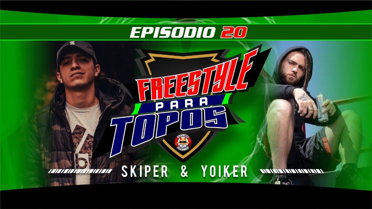 """Freestyle para topos #elquesiga - """"El campeón de Red Bull nos cuenta su experiencia"""" Ep.20"""
