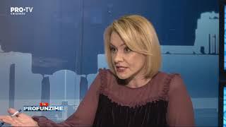 Emisiunea InPROfunzime cu Lorena Bogzadin 13 decembrie