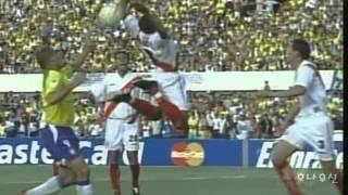 2005 Home Ronaldo vs Peru