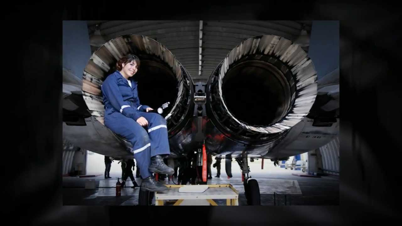 Aircraft Mechanic Salary - YouTube